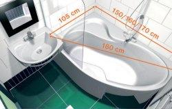 Obrázek koupelna RAVAK