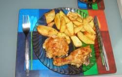 Obrázek pokrm z kuřete