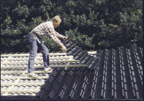 Plechová střecha cena
